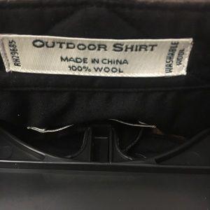 Pendleton Shirts - Pendleton Wool Shirt